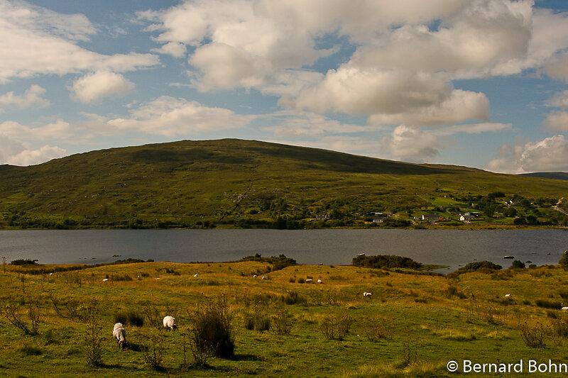 Connemara Irlande