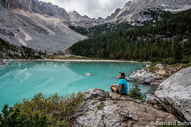 Dolomites Italie